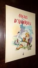CONTES D'ANDERSEN - Ill. Maraja - 1981