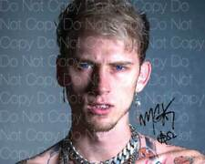Machine Gun Kelly signed 8X10 photo picture poster autograph RP