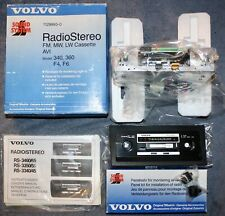 Volvo 300 340 360 Radio RS 3355 NOS new old stock
