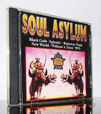 CD SOUL ASYLUM Live LSD Records 10 Titel Rock compact disc