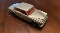 MATCHBOX SUPERFAST No.39 Rolls Royce Silver Shadow Silver 1979 Silver
