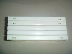 Official OEM Nintendo Wii White Empty Replacement Game Cases Set Lot Of 5