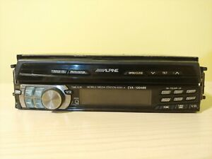 Alpine CVA-1004RR  Car Radio Video Video Station 6.5 In With AUX