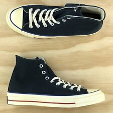 Converse Chuck Taylor 70 High Top Black White Red Vintage Sneakers 159566C Size