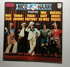 Ref1773 Vinyle 33 Tours / nico haak