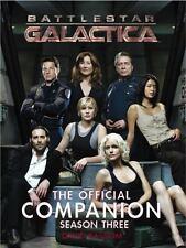 Battlestar Galactica: The Official Companion Season Three, , Bassom, David, Very