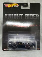 Hot Wheels Retro Premium K.I.T.T. Super Pursuit Mode