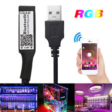 Smart RGB Bluetooth USB LED Remote Controller for 3528 5050 RGB Light Strip