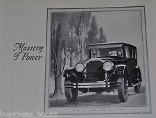 1926 Packard advertisement, PACKARD Eight 5-passenger sedan, lady driver