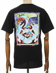 Obey Clothing Statue Icône Tee - Noir