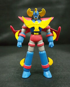 Atlanjer Gattai Robot Real Figure Collection Super Robo Museum Part 1 Yujin