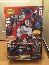 Transformers Takara Legends LG-31 Fortress Maximus (Titans Return)