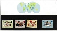 L4247dms 1984 GB UK British Council Stamp pack
