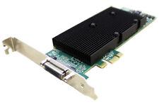 Matrox M9120 512MB DDR2 PCI Express x1 Graphics Card - M9120-E512LAU1F