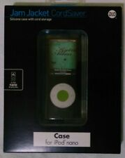 DLO Jam Jacket Cord Saver Case W/ Cord Storage - iPod Nano 4 4th Generation NEW!
