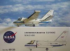 Hogan Wings 1 200 Lockheed Martin S-3 NASA Viking 60135 Ailes de Herpa Katalog