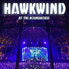 Hawkwind - At The Roundhouse: Three Disc Boxset (NEW 2 x CD & DVD)