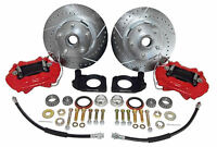 1964 65 66 FORD FALCON FRONT DISC BRAKE CONVERSION KIT - DELUXE