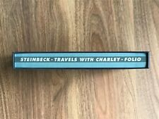 TRAVELS WITH CHARLEY IN SEARCH OF AMERICA John Steinbeck The Folio Society 2004