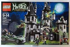 Lego Monster Fighters 9468 Vampyre Castle set New In Factory Sealed Box