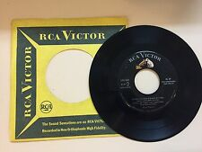 ROCK 45 RPM EP (RECORD ONLY) - ELVIS PRESLEY - RCA VICTOR EPA 4108
