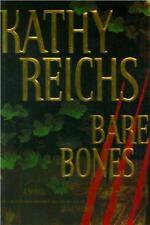 Kathy Reichs - Bare Bones (Dr. Temperance Brennan) - HC w/DJ 1st PRINT 2003