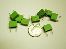 .1uF 100V (Lot of 10) ERO MKT1818 Poly Film Capacitor Radial Lead