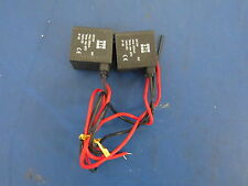 Lot of 6 STC Valve Solenoid Coil Actuator DC12V Amp. 250mA - Great Deal!