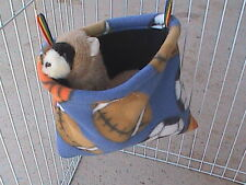 Ferret Nap Sack - Sports Pattern