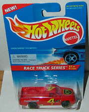Hot Wheels Race Truck Dodge Ram 1500 w/Warning on BC Goodyear #380 Malaysia 1996