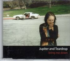 (BW224) Jupiter And Teardrop, Bring Me Down - 2004 CD