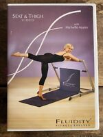 Seat & Thigh DVD with Michelle Austin Fluidity Fitness Evolved