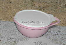 TUPPERWARE MINI THATSA BOWL IN PALE PINK 1.4L