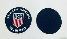 2020 USSF SOCCER REFEREE BADGE BRAND NEW.