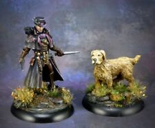 DARK SWORD MINIATURES - DSM6506 Michael the Crow Rogue and Kya