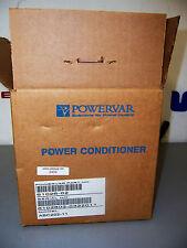 9499 POWERVAR 61026-02 ABC202-11 POWER CONDITIONER