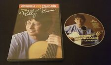 Owning a Jazz Standard: Taught By Rolly Brown (DVD) guitar lessons music how to
