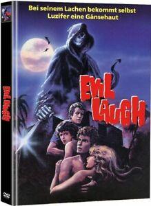Evil Laugh DVD x 2 Mediabook WMM Dominick Brascia 1986 Horror
