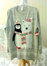 WOMEN'S UGLY CHRISTMAS SWEATER 1X (16W) NWT