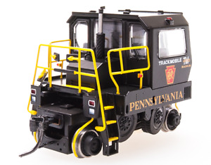 BROADWAY LIMITED Trackmobile, PRR 6033, HO Scale, DCC. BEST PRICE