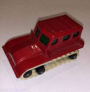 Matchbox Lesney No 35 Snow-Trac; Mint condition; no box.