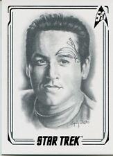 Star Trek 50th Anniversary [2017] Artifex Chase Card 35 Commander Chakotay