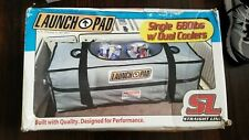Launch Pad Straight Line Single 680 pound Bag Missing Inside Coolers