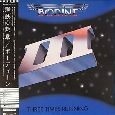 "BODINE ""Three times running"" with OBI 1983 JAPAN P-11456"
