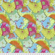 Fat Quarter Kaffe Fassett: Lotus Leaf - LIME - Rowan Cotton Quilting Fabrics