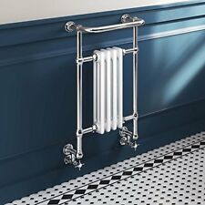4 Column Traditional Vintage Wall Heated Towel Rail Bathroom Radiator - All