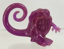 Vtg Real Ghostbusters Purple Wrapper Ghost Ray Stantz Original Translucent 1984