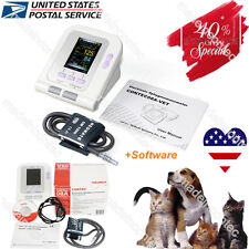 Vet Veterinary Digital Blood Pressure Monitor Dog/Cat/Pets+Vet Cuff,PC Software