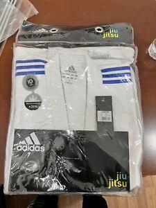 adidas Contest Jiu Jitsu Gi White A2 Gi & Pants w/ Bag