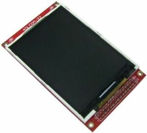 """LCD TFT Touchscreen, 3.2"""", 240×320, on board with 2×15 header"""